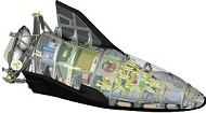 X-38 modell